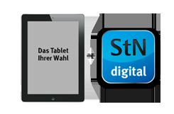 StN Digitalpaket bestellen