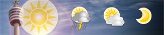 Aktueller Wetterbericht für Stuttgart und Baden-Württemberg